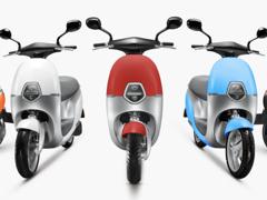 20319 Elektro-Roller mit STZL 80 km/h