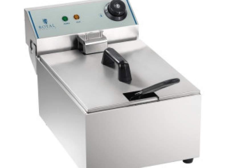 20422 Elektro-Fritteuse- 10 Liter - ECO
