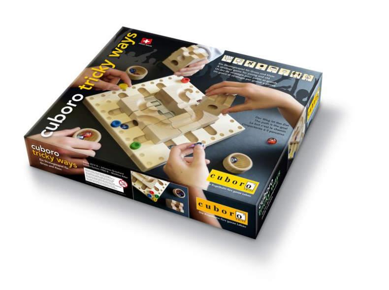 20487 Tricky ways - Cuboro Spiel