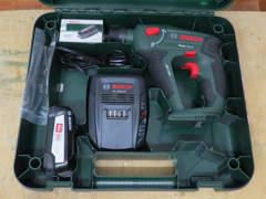 20503 Bosch Akku Uneo Maxx 18 Bohrhammer