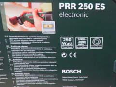 20506 Bosch PRR 250 es Schleifroller
