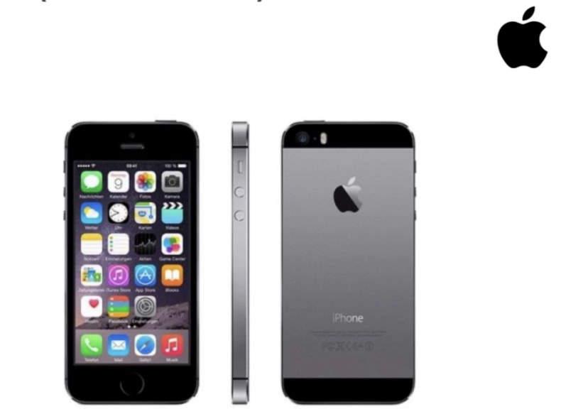 20722 I Phone 5S