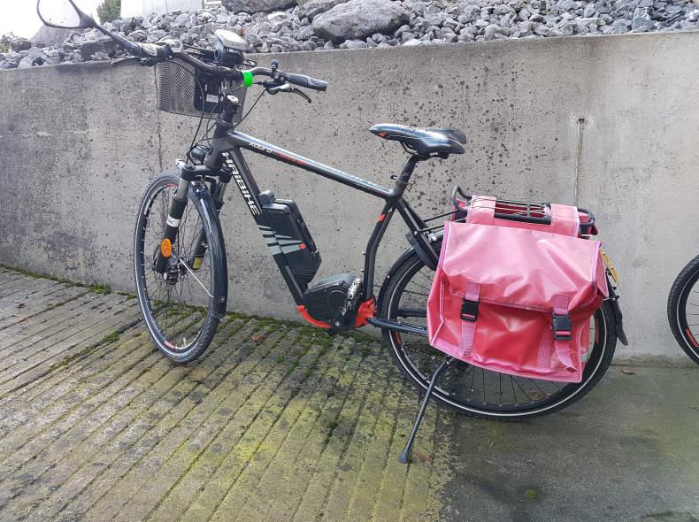 20740 E-Bike Haibike XDURO