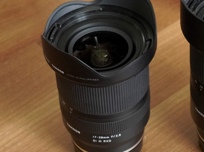 20783 Sony E-Mount Tamron 17-28mm F/2.8
