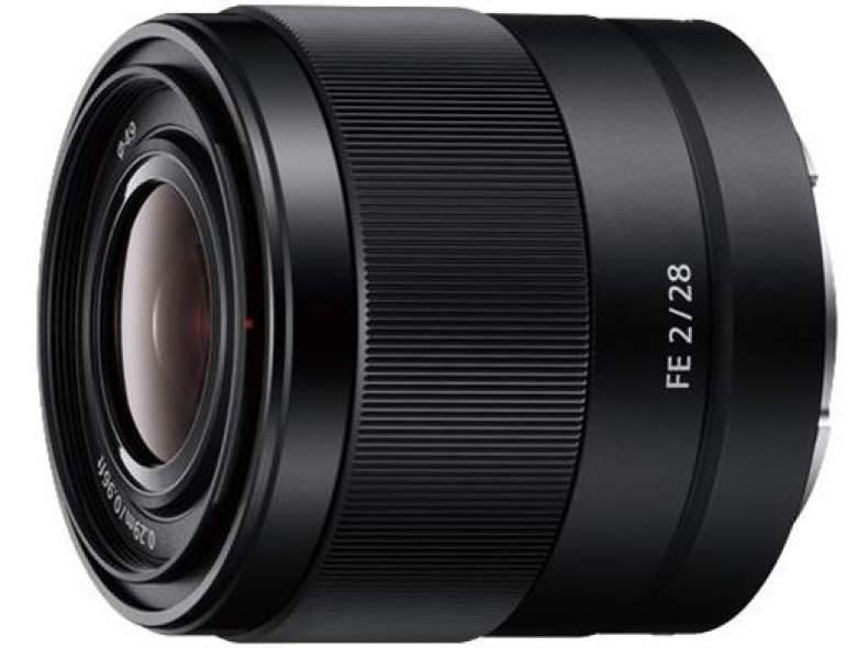 20842 Sony FE 28mm f/2, Full Frame EMount