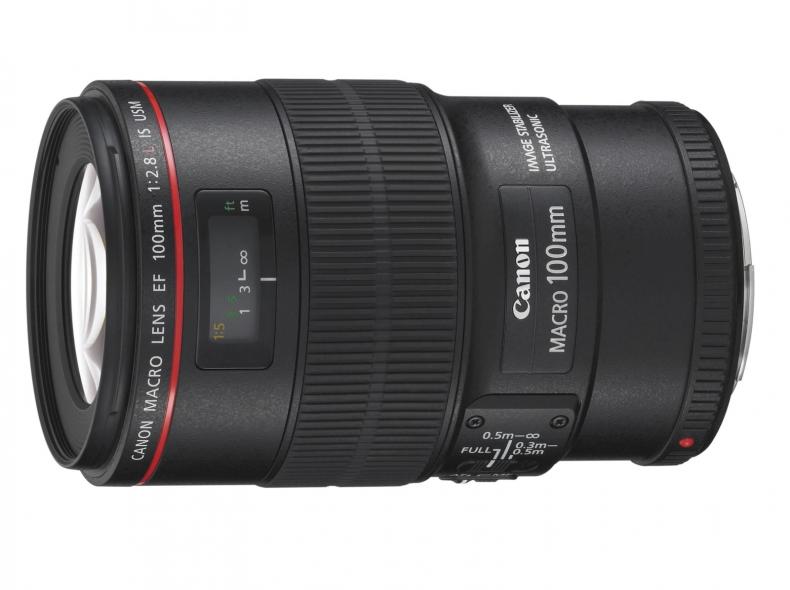 20845 Canon EF 100mm f/2.8L Macro IS USM