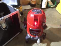 20861 Laser mit Horiztal und Vertikal
