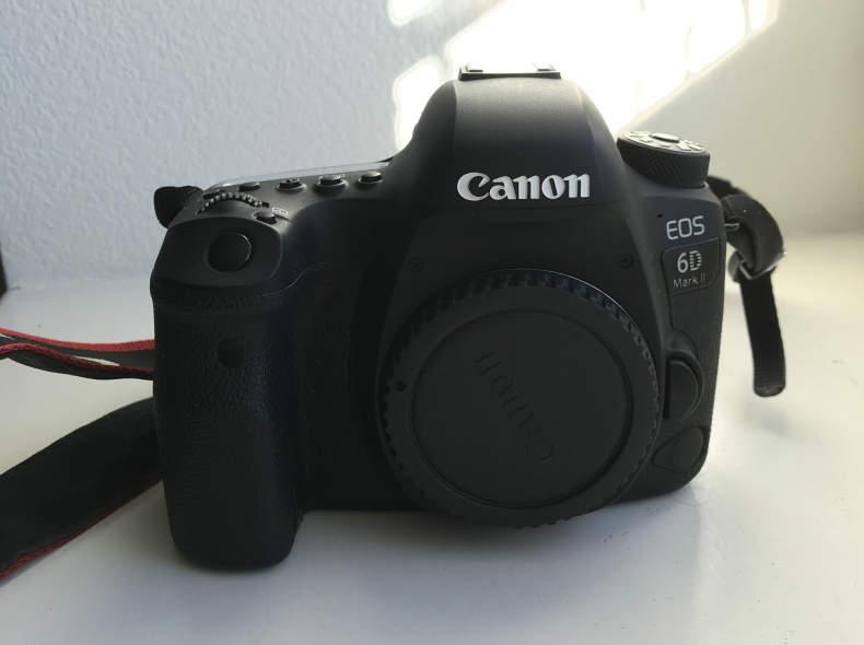 20909 Canon EOS 6D Mark II