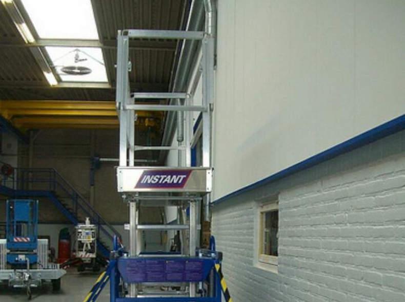 20726 Arbeitsbühne Pedallift PL324