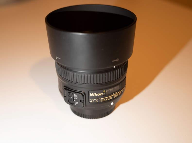 20945 50mm NIKKOR Objektiv Nikon F Mount