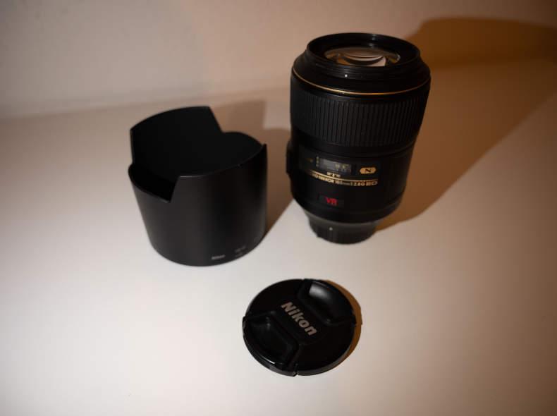 20948 Nikon NIKKOR Makro Objektiv 105mm