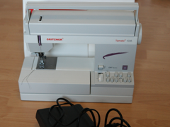 20980 Gritzner Nähmaschine