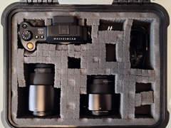20992 Hasselblad X1D mit XCD45 & XCD90