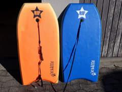 21019 Bodyboard (2Stk) und Neopren (2Stk)