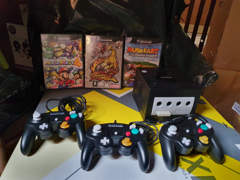 21050 Nintendo GameCube inkl. Mario