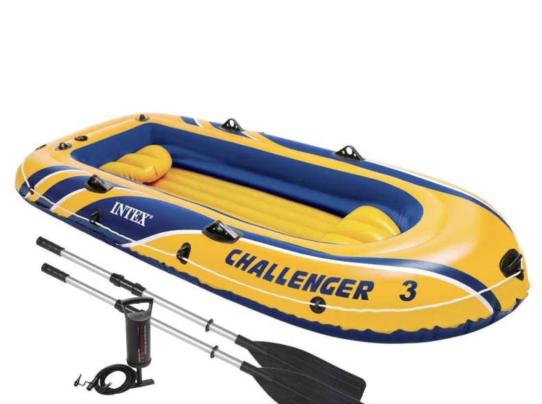 21075 Gummiboot - challenger 3