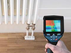 21092 Wärmebildkamera Bosch GTC 400 C