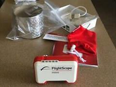 21163 FlightScope mevo - Launch Monitor