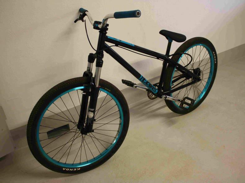 21193 Pumptrack Fahrrad Dirtbike