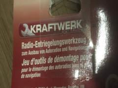 21264 Autoradio-Entriegelungswerkzeug