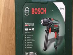 21266 Bosch Handbohrmaschine
