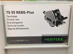 21283 Schienenfräse TS 55 Festool