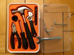 21262 Werkzeugsatz FIXA Werkzeugkasten