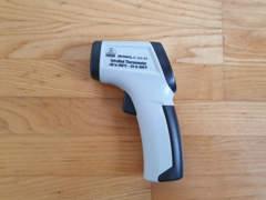 21306 Infrarot-Thermometer mit Ziel-Laser