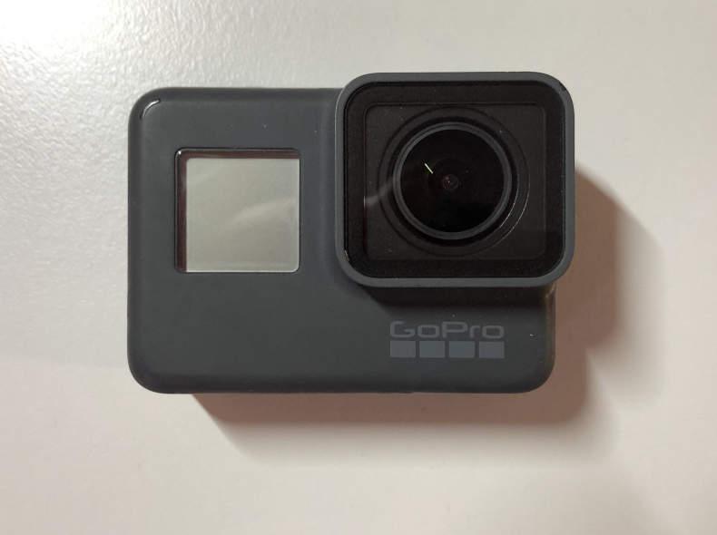 21300 GoPro Hero 5 inklusive SD-Karte