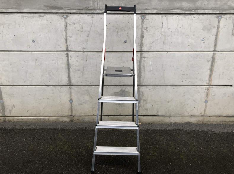14461 Bock Leiter Aluminium