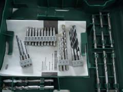 21341 Bosch Akkuschrauber/Akku-Bohrhammer