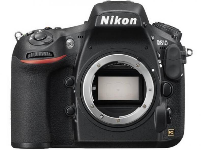 16168 Nikon D810 Body