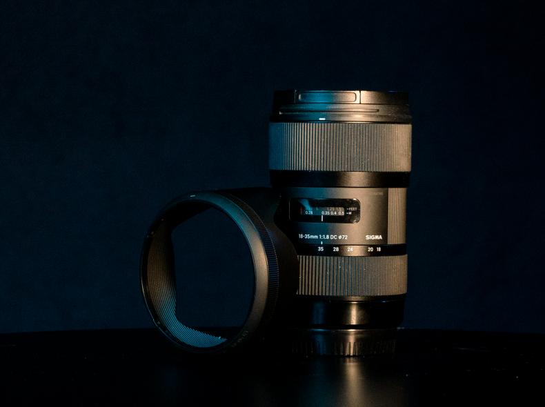 15823 Sigma 18-35mm (EF-S)