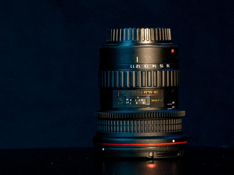 20535 TOKINA 11-16mm/F2.8 DX V II (EF-S)