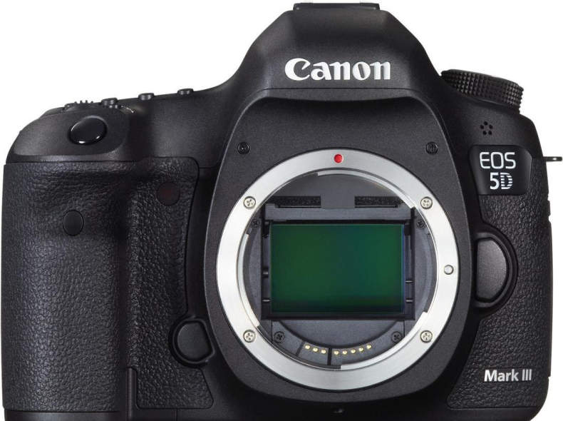 21403 Canon EOS 5D Mark III Body