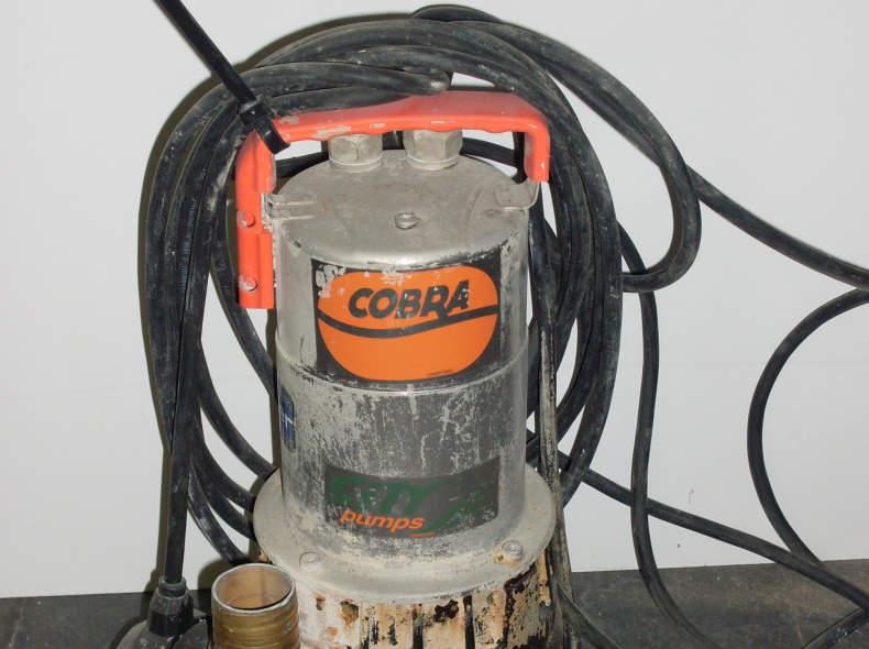 21409 Tauchpumpe Cobra 90 M