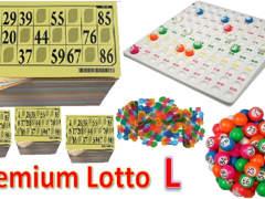 21449 Lotto Koffer bis zu 400 Teilnehmer