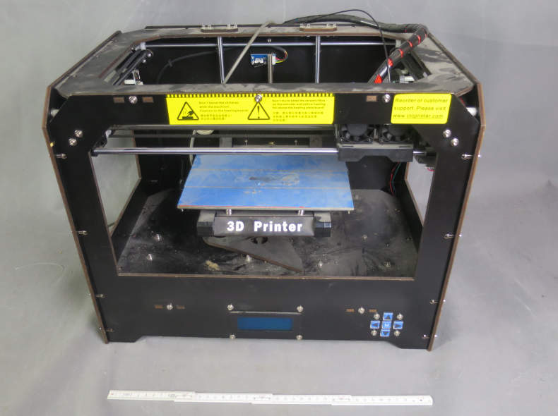 "21452 3D Drucker / 3D Printer ""Bizer CTC"""