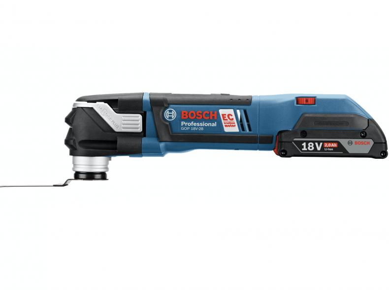 21489 Bosch GOP 18V-28 Akku-Multi-Cutter