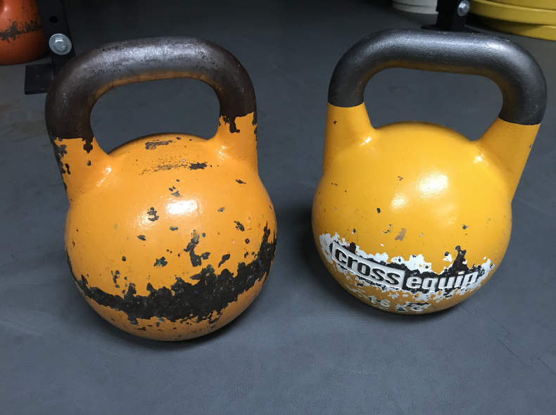 21513 Pair of Kettlebells