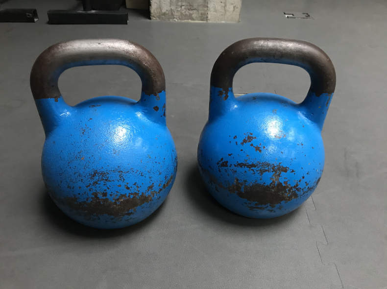 21514 Pair of Kettlebells