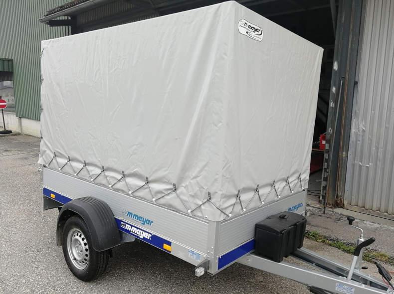 21529 Anhänger 1'000 kg 1-Achsig