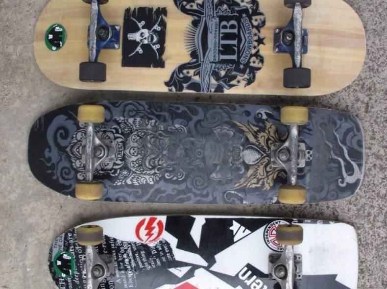 21597 Skateboard (s)