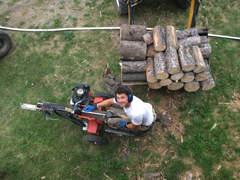 21708 Holzspalter