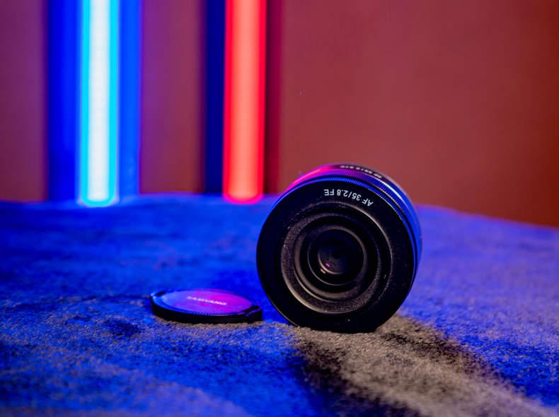 21765 Samyang AF 35mm F/2.8 FE, Sony E-Mo