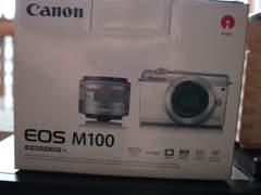 21808 Systemkamera von Canon EOS 100