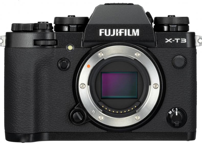 15788 Fujifilm X-T3 inkl. Griperweiterun
