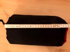 21843 Daunenisomatte 200cm x 60cm, 855g