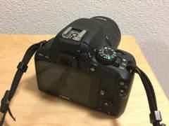 21846 Canon EOS 100D mit Kit-Objektiv