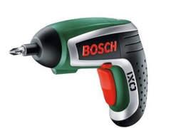 21850 Bosch IXO Akkuschrauber mit Bohrer
